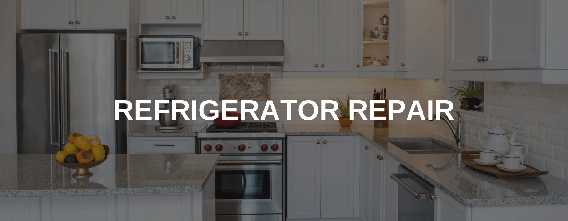 refrigerator repair Branford